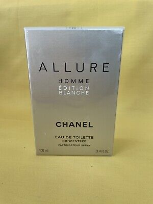 Chanel Allure Homme Edition Blanche 100ml - Sealed Box