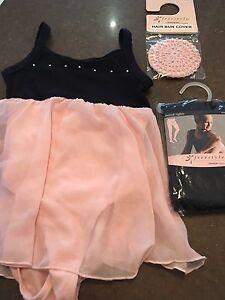 Ballet Danskin bundle pink and black Woodside Adelaide Hills Preview