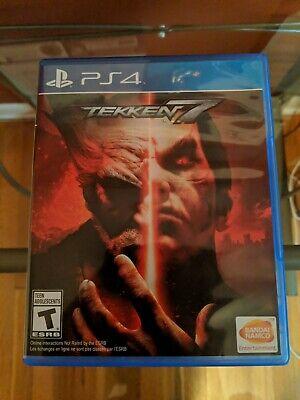 Tekken 7 (PlayStation 4, 2017)