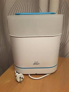 Philips Avent Electric Steam Steriliser Holsworthy Campbelltown Area Preview