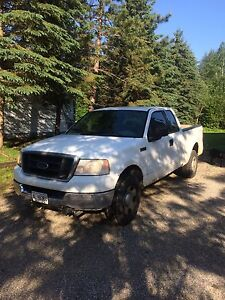2004 Ford F-150 4x4 5.4