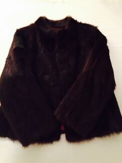 Real Mink fur coat  Edgecliff Eastern Suburbs Preview