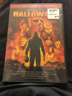 Halloween (DVD, 2007, 2-Disc Set, Theatrical Version Full Frame and - Halloween Movies Full Version