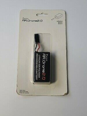 Authentic OEM Parrot AR Drone 2.0 Rechargeable Battery 1000mAh |BRAND NEW SEALED
