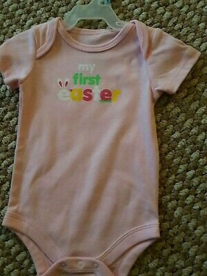 MY FIRST EASTER OUTFIT SIZE 3-6 MONTHS (NEW) GIRLS](My First Easter)