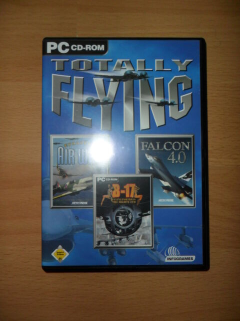 (PC) - TOTALLY FLYING [ 3 Spiele ]