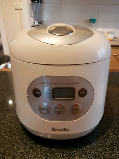 Breville 10 cup rice cooker