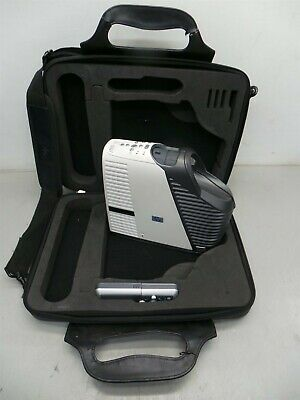 HP MP 3130 DLP Digital Projector CRVSB-03AP 0.0 Hours Tested Working