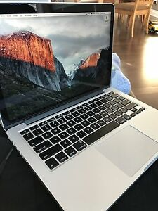 2015 MacBook Pro 13.3 inch with Retina Display