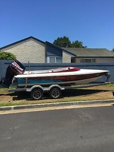 Haines hunter  18ft SO 1990 Mooloolaba Maroochydore Area Preview