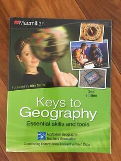 Macmillan's Keys to Geography Essential Skills & Tools 2nd Ed.