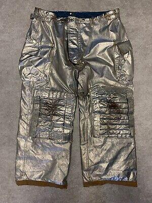 44 X 32 Pants Firefighter Turnout Bunker Fire Gear Aluminized Nomex B-26