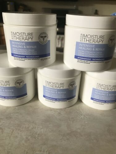 Avon Moisture Therapy Intensive Healing & Repair Extra Stren