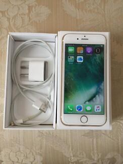 Like new iphone 6 128gb gold