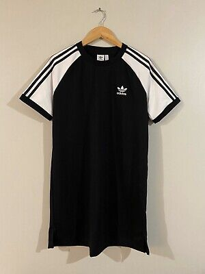 Adidas Originals T-shirt Dress UK8 Women's