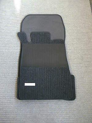 $$$ Rips Fußmatten für Mercedes Benz CLK W208 A208 AMG + Emblem + Maß + NEU $$$