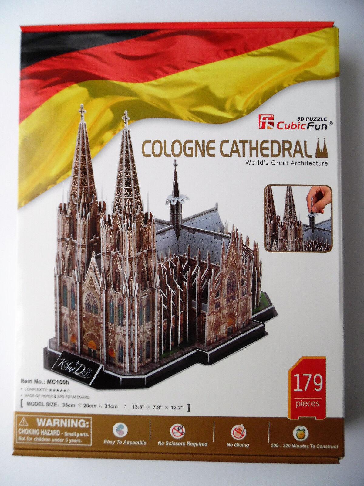 3d Puzzle Kölner Dom