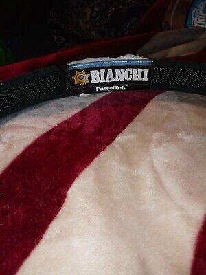 Bianchi 8105 Patroltek Nylon Liner Belt 40-46
