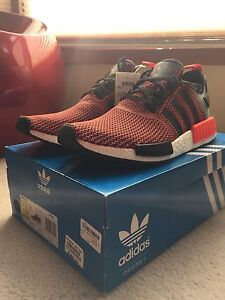 NMD Lush Red DS