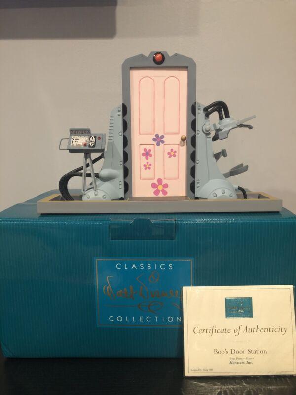 """Walt Disney Classics Collection Monsters Inc. """"Boo's Door Station"""""""