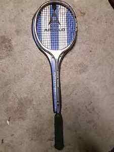 Apollo ranger badminton racket antique Hawthorn Boroondara Area Preview