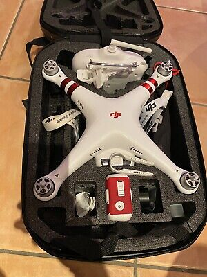 DJI Phantom 3 Standard Quadcopter Camera Drone & BookBag