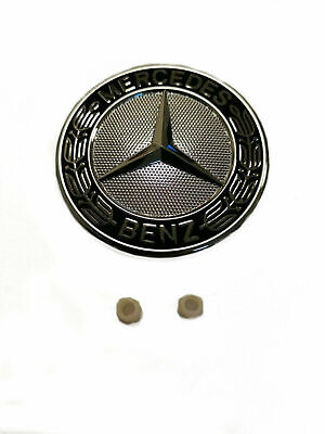 Original Mercedes Emblem Tüllen Front Motorhaube ML GL GLE W163 W164 W166 R W251