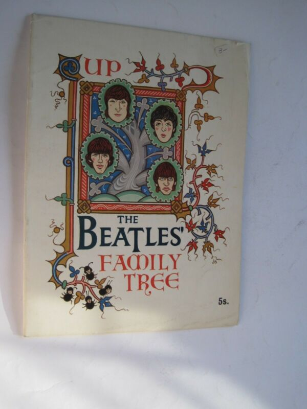 Up The Beatles Family Tree Magazine-Preowned