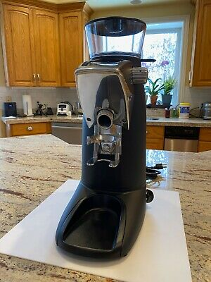 Compak Fresh F10 Conic Electronic Espresso Coffee Grinderwith Extras