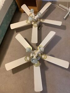 Ceiling Fans x2 and Fan Controller/Remotes x3