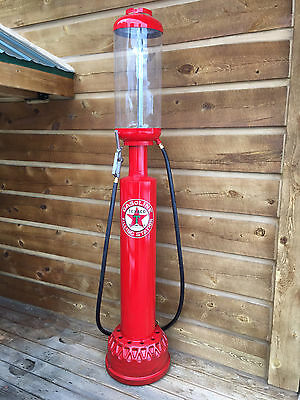 Antique Visible Gas Pump Plans Wayne Fry Tokheim Rat Rod Hot Rod Model A