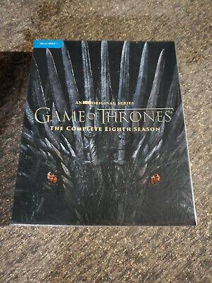 Game of Thrones: Season 8 (Blu-ray, 2019)