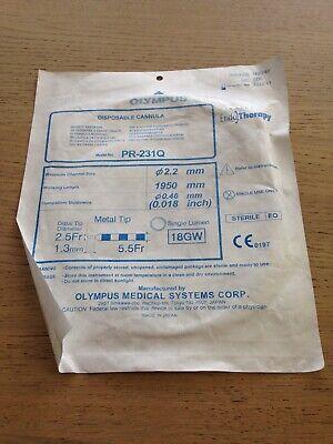 Olympus Pr-231q Disposable Cannula X