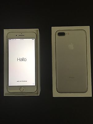 Apple iPhone 7 Increased by 128 gb - Silver. Brand New! SPRINT ONLY. U.S. Shipping Only