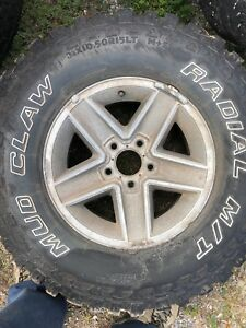 Two 31x10.50r15