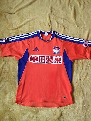 Vintage Albirex Niigata 2003 Home Shirt Adults Small. Rare. image