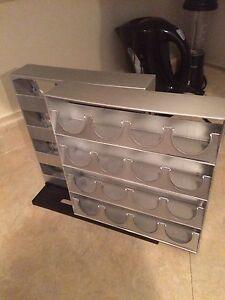 K Cup storage