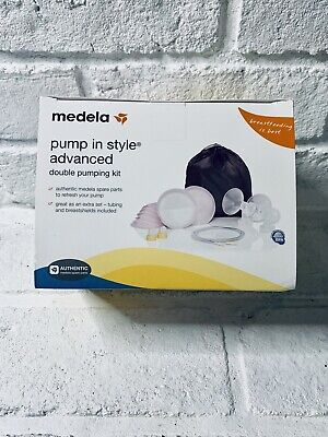 MEDELA Pump In Style Advanced Double Pumping Kit #87250 - New Sealed