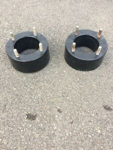 2.5 inch atv wheel spacers