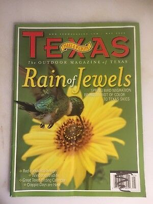 Texas Parks and Wildlife Magazine – MAY 2006 RAIN OF JEWELS Bird Migration