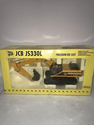 Joal JCB JS330L Tracked  Excavator Die Cast Model - Scale 1:35 Boxed