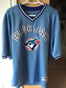 Toronto Blue Jays Throwback Jersey #15 Alex Rios