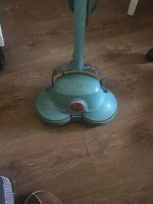 Vintage HOOVER  FLOOR POLISHER Circa 1960s
