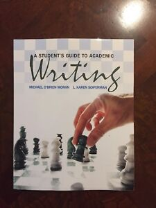 ARTS 1110 Intro to University U of M Textbook A Student's Guide
