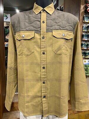 Men's Howler Brothers Quintana Quilted Flannel