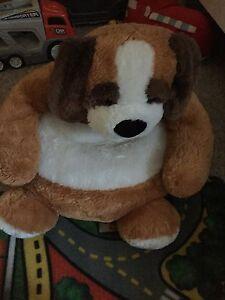 Stuffed Dog Chair
