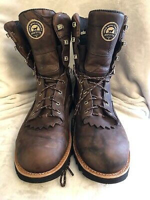 Irish Setter By Red Wing Men's Elk Tracker 861 Hunting Boots Size 12