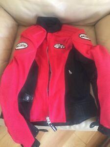 Ladies Joe Rocket jacket & Motorrad motorcycle jeans