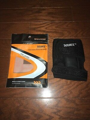 (Carpal Tunnel Wrist Brace with Removable Splint and Adjustable Support Wrap- R)