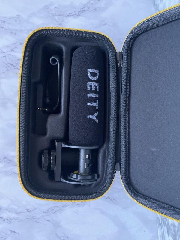 Deity V-Mic D3 Pro Microphone